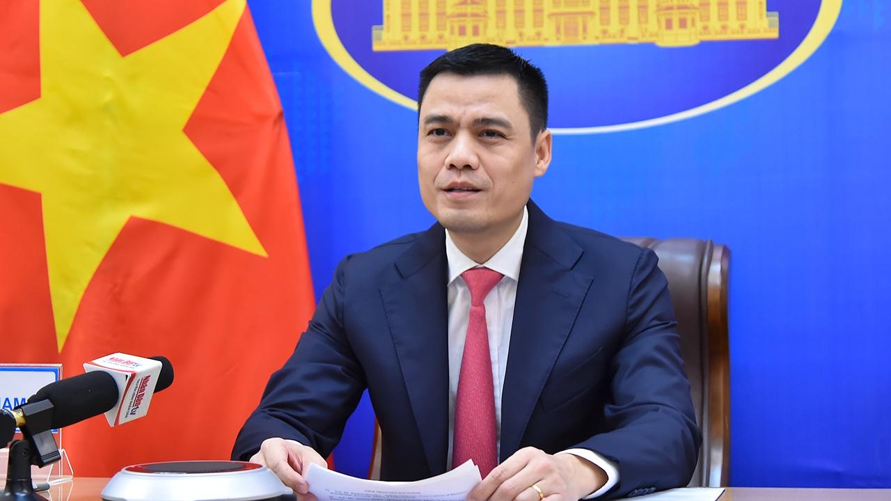 Thứ trưởng Ngoại giao Đặng Hoàng Giang tham dự Hội nghị CICA lần thứ 6