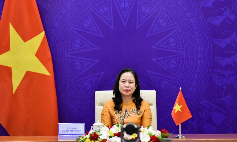 Bài phát biểu của Phó Chủ tịch nước tại Diễn đàn Phụ nữ Á - Âu lần thứ III