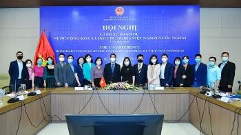 Hội nghị Lãnh sự danh dự nước Cộng hòa xã hội chủ nghĩa Việt Nam ở nước ngoài lần thứ Nhất