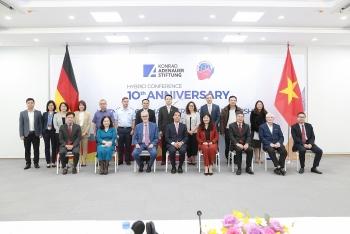 Tọa đàm kỷ niệm 10 năm thiết lập quan hệ Đối tác Chiến lược Việt Nam - Đức