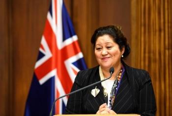 Điện mừng Toàn quyền New Zealand