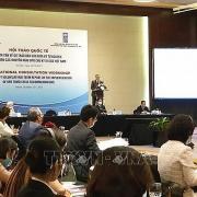 Hội thảo quốc tế tham vấn về dự thảo Báo cáo giữa kỳ tự nguyện thực hiện các khuyến nghị UPR chu kỳ III của Việt Nam