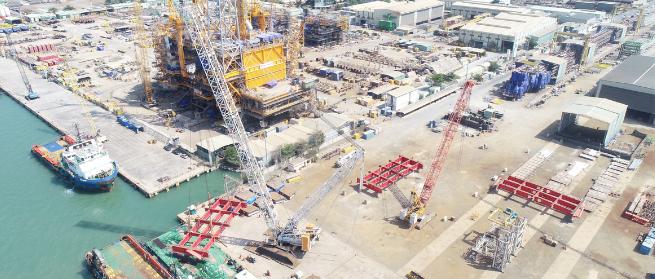 PV Shipyard tuyển dụng 4 QC Piping và 20 Công nhân giàn giáo