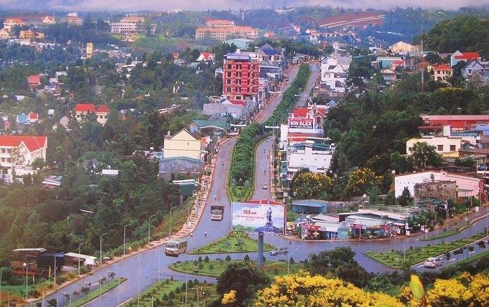 Đắk Nông tìm nhà đầu tư cho 40 dự án thương mại, du lịch và đô thị nghìn tỷ
