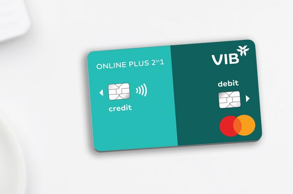 Tin nhanh ngân hàng ngày 3/4: VIB ra mắt dòng thẻ Online Plus 2in1