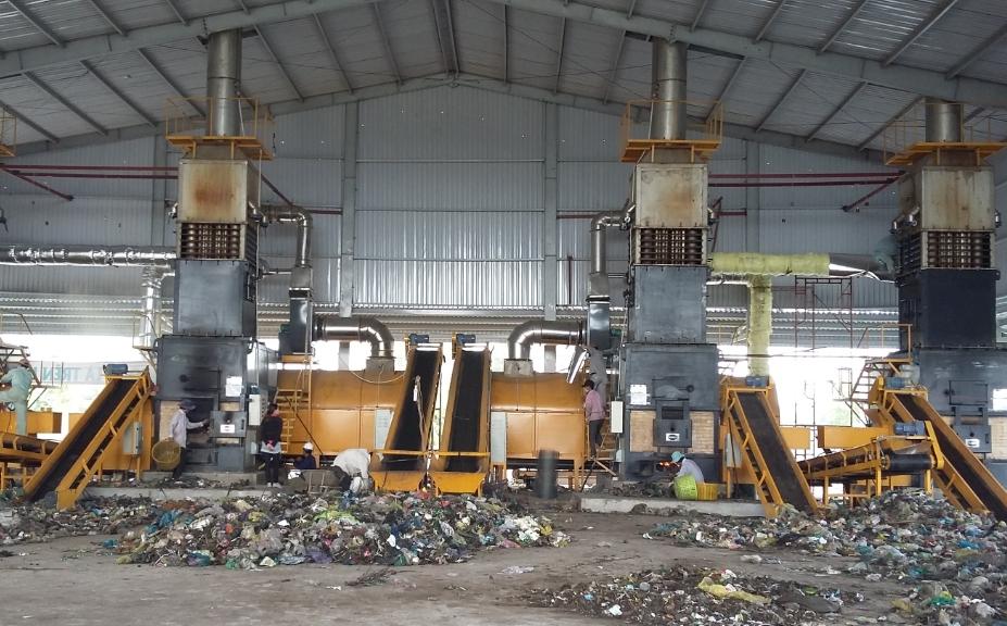 Bình Thuận chuẩn bị vận hành Khu xử lý chất thải tập trung huyện Đức Linh