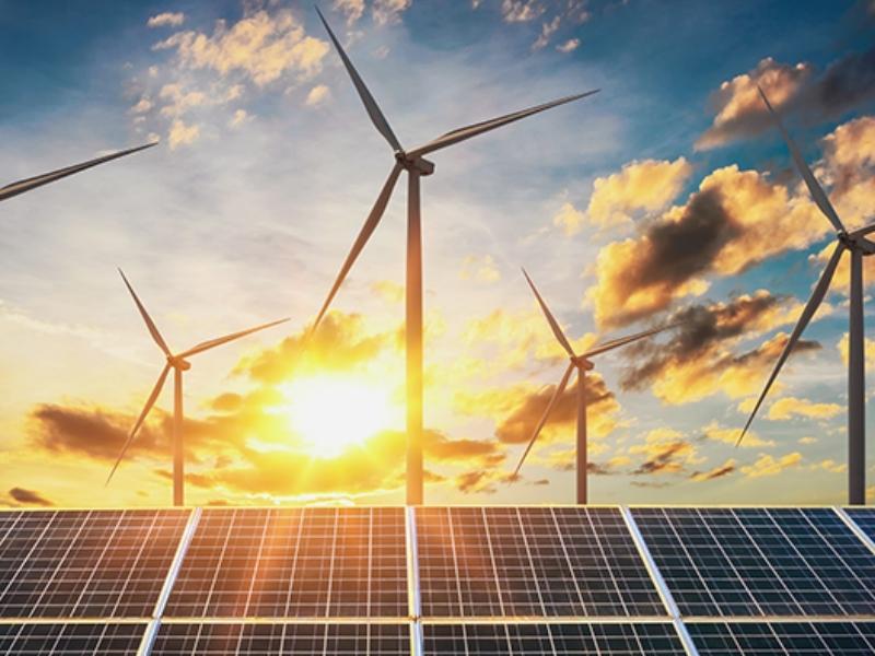 Năng lượng tái tạo có thể thay thế nhiên liệu hóa thạch
