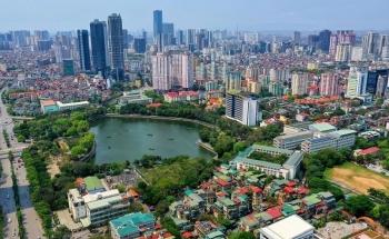 Hà Nội sẽ có thêm 8 quận