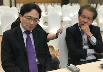 """Eximbank: Chủ tịch Yasuhiro Saitoh """"trách"""" Cổ đông chiến lược?"""