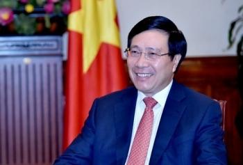 Phó Thủ tướng Phạm Bình Minh được phân công đảm nhiệm vai trò Trưởng Ban chỉ đạo 389 Quốc gia