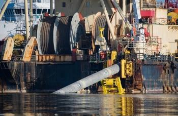 Nord Stream 2: Đoạn đường ống cuối cùng được hoàn thiện