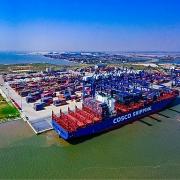 Đầu tư gần 6500 tỷ xây dựng 2 bến container tiếp nhận tàu trọng tải lớn