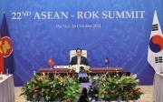 Thủ tướng Phạm Minh Chính tham dự Hội nghị Cấp cao ASEAN - Hàn Quốc lần thứ 22