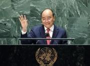 Chủ tịch nước sẽ phát biểu tại phiên thảo luận cấp cao HĐBA Liên Hợp Quốc