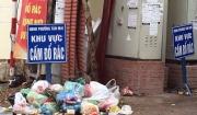 Đề xuất phạt nguội hành vi tiểu tiện, đổ rác bừa bãi
