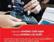 Tin nhanh ngân hàng ngày 6/5: Giải pháp chi tiêu tối ưu cho doanh nghiệp với ưu đãi lãi suất 0%