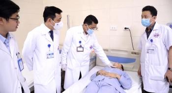 Bệnh viện K phẫu thuật thành công u tuyến giáp bằng hệ thống Robot lần đầu tiên tại Việt Nam