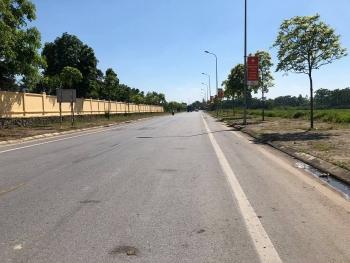 Hà Nội: Bàn giao và đưa vào sử dụng đường tránh QL32 đoạn qua thị trấn Tây Đằng (Ba Vì)