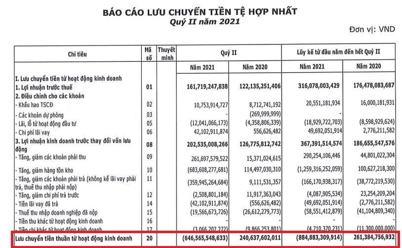 Báo lãi 128 tỷ đồng nhưng hàng tồn kho và nợ vay của CenLand tăng đáng sợ