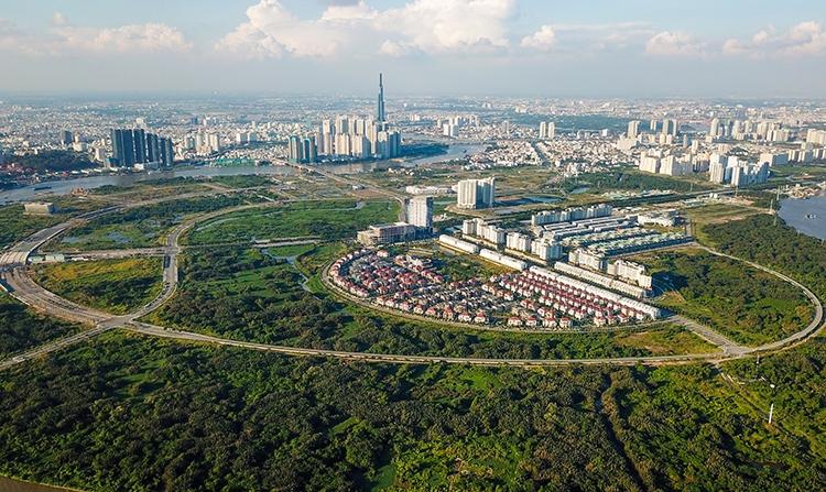 Kết luận mới nhất của Thanh tra Chính phủ về 4,3 ha đất tại Khu đô thị mới Thủ Thiêm