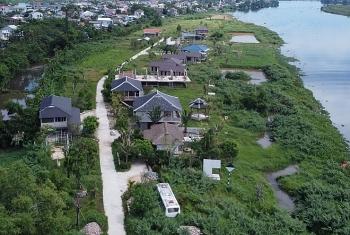 Thừa Thiên Huế: Kiến nghị xử lý các vi phạm tại dự án Go Green Farm