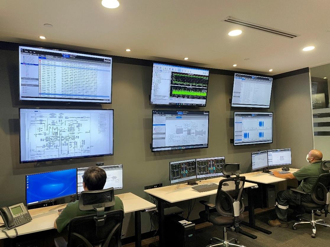 Hãng Bently Nevada, Baker Hughes khai trương Trung tâm giám sát tình trạng thiết bị từ xa tại Singapore