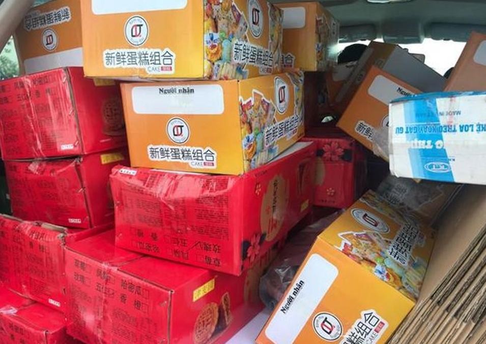 Hà Nội: Phát hiện số lượng lớn bánh Trung thu không rõ nguồn gốc xuất xứ tại Bắc Từ Liêm