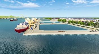 Quảng Ninh: Công ty CP Cảng quốc tế Vạn Ninh muốn đầu tư dự án cảng 2.248 tỷ đồng