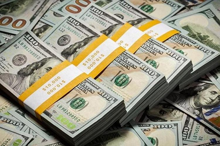 Tỷ giá ngoại tệ ngày 21/2: USD tiếp tục tăng vọt lên đỉnh mới trong gần 3 năm qua