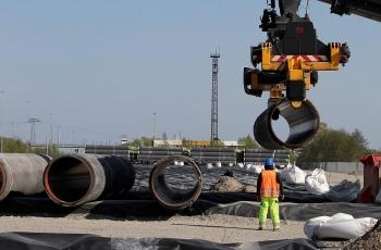 Ba Lan, Ukraine kêu gọi Biden dùng mọi cách để ngăn Nord Stream 2 hoàn thành