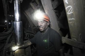 Ukraine tìm cách loại bỏ than đá để trung hòa với khí hậu