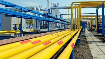 Gazprom đặt thêm công suất vận chuyển khí đốt qua Ukraine trong tháng Ba