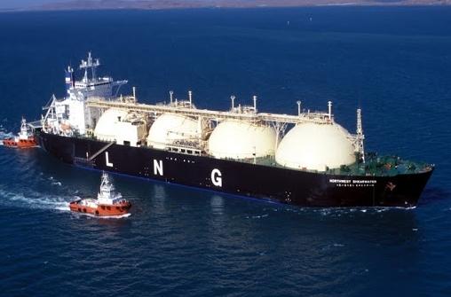 Giá LNG giao ngay tại châu Á giảm 80% so với mức cao kỷ lục trong tháng 1