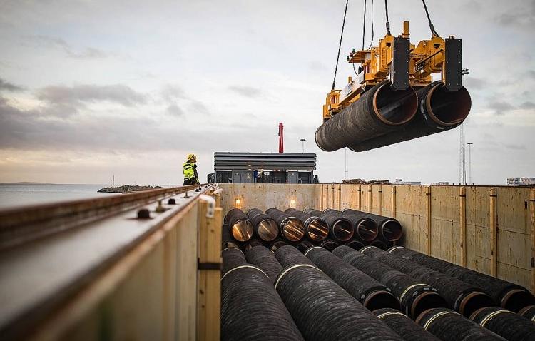 Nord Stream 2: Điện Kremlin đả kích kịch liệt việc Mỹ can thiệp vào công việc nội bộ của các nước khác
