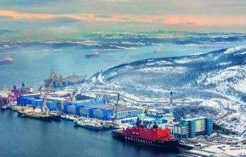 Nga xây dựng hạm đội tàu phá băng mạnh nhất thế giới