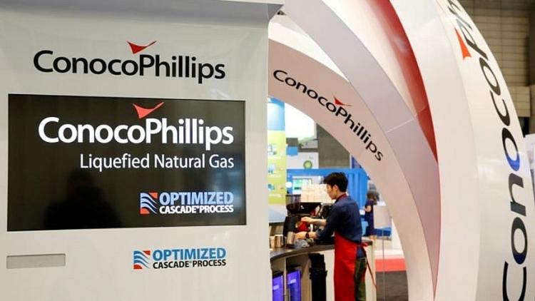 ConocoPhillips mua toàn bộ cổ phiếu giá rẻ của đối thủ cạnh tranh - Tintuccophieu.com