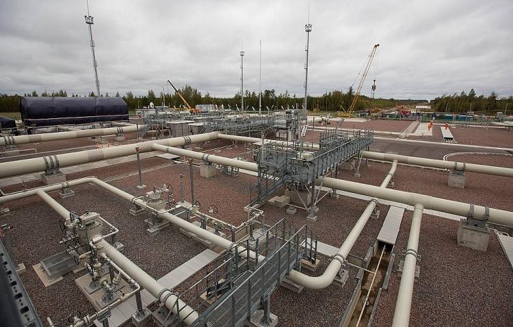 Nord Stream 2 AG kháng cáo quyết định của tòa án