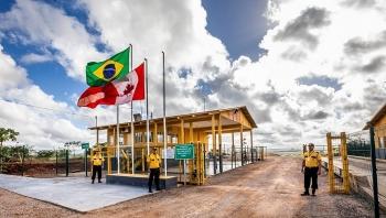 Công ty khai thác vàng Canada bắt đầu xây dựng mỏ vàng trị giá 103 triệu đô la tại Brazil