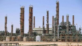 Total tăng đầu tư vào lĩnh vực dầu mỏ Lybia