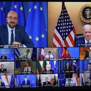 Tổng thống Biden phát biểu về châu Âu, hành động hướng về Trung Quốc