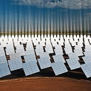 Vị vua mới trong ngành điện: Năng lượng mặt trời