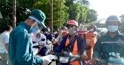 Đường phố Sài Gòn ùn ùn xe cộ, nhiều người bị xử phạt ra ngoài không lý do