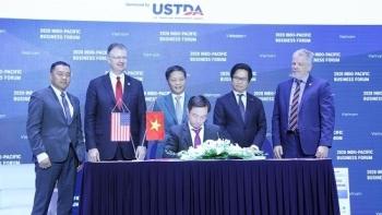 Bộ Công thương và Hội đồng Hạt cốc Hoa Kỳ ký ghi nhớ hợp tác lĩnh vực nhiên liệu sinh học