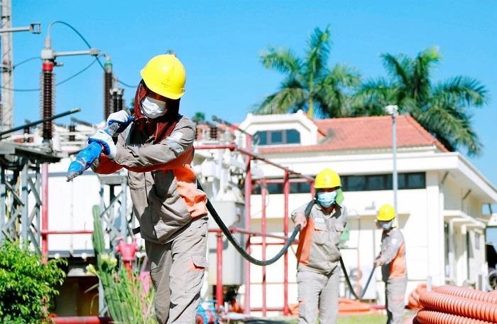 EVNNPC: Tình hình hoạt động sản xuất kinh doanh tháng 8/2021, nhiệm vụ công tác tháng 9/2021