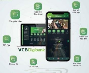 Vietcombank triển khai tính năng nhắc nợ qua email đối với khách hàng cá nhân