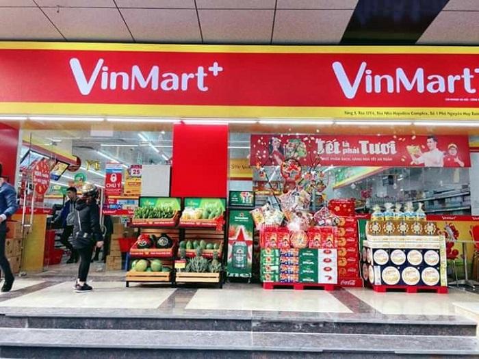 Tập đoàn Masan đề ra chiến lược sở hữu hơn 300 siêu thị VinMart và gần 10.000 cửa hàng VinMart+