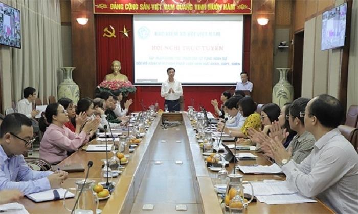 Bảo hiểm Xã hội Việt Nam tăng cường phối hợp, gỡ vướng trong xử lý hình sự các vi phạm BHXH, BHYT