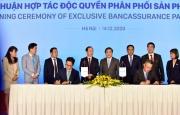 VietinBank và Tập đoàn Manulife ký thỏa thuận hợp tác độc quyền 16 năm phân phối bảo hiểm nhân thọ