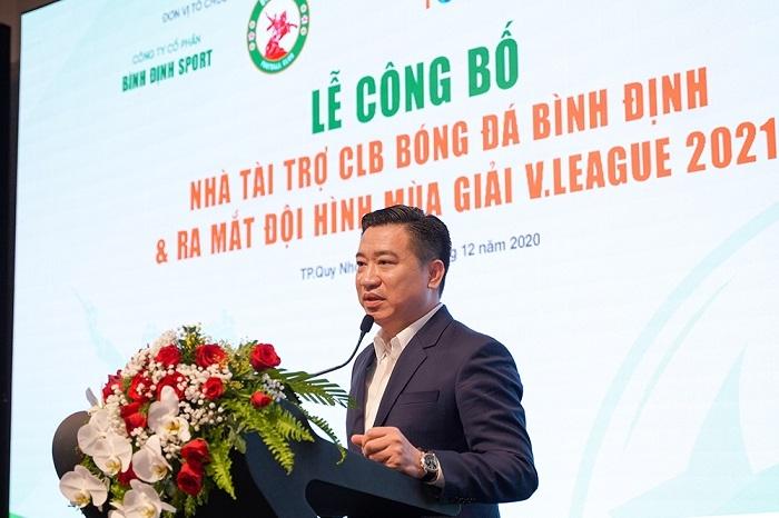 TopenLand và Hưng Thịnh Land tài trợ 300 tỷ cho CLB Bóng đá TopenLand Bình Định thi đấu 3 mùa giải V.League 2021 – 2023